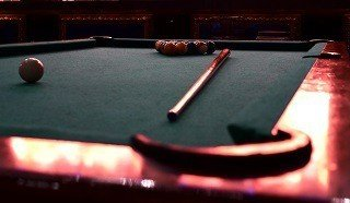 Professional pool table setup in Scottsdale content img2