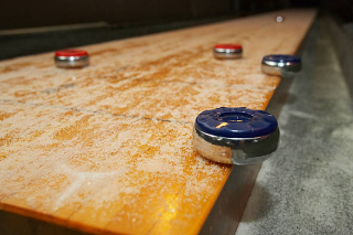 SOLO® Shuffleboard Movers Scottsdale, Arizona.